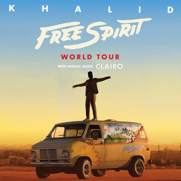 None - Khalid - Free Spirit World Tour