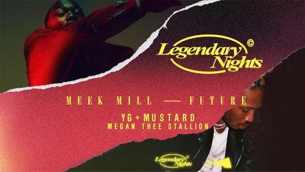None - Meek Mill - Future Legendary Nights