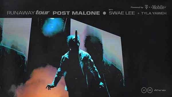 None - Post Malone - RUNAWAY Tour