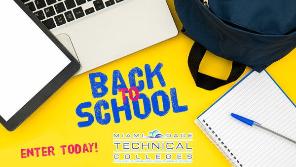 None - Back to School with Miami Dade Technical College
