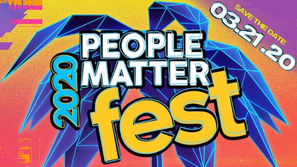 image for 2020 People Matter Fest