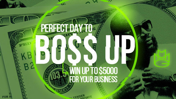 image for Perfect Day to BO$$ Up
