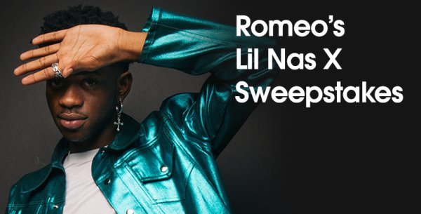 None - Romeo's Lil Nas X Sweepstakes