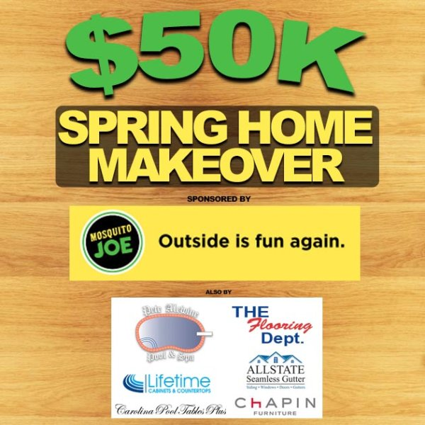 None - The 50k Spring Home Makeover presented by Mosquito Joe