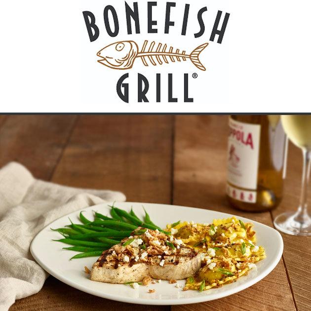 Win A 50 Bonefish Grill Gift Card