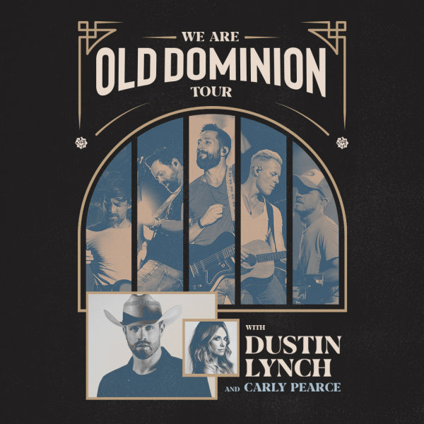 None - Win Tickets to Old Dominion at CMAC!