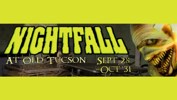 None - Win tickets to Nightfall at Old Tucson