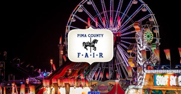 None -  Win Pima County Fair Unlimited Ride Wristbands!