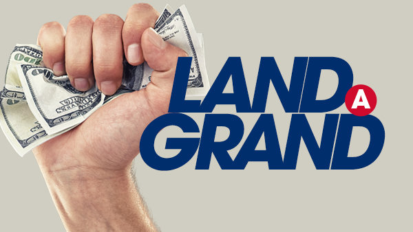 None -   Land A Grand on WRKO