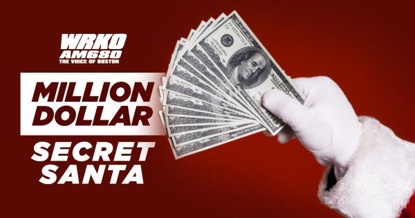 None - Million Dollar Secret Santa