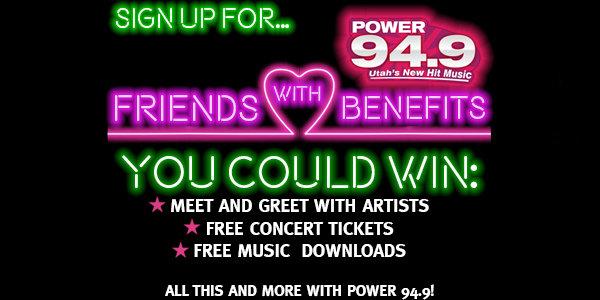 Power 94 9 Friends with Benefits | KENZ-FM