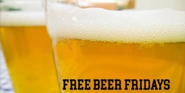 None -  Free Beer Fridays