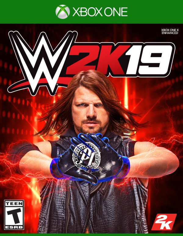 None - Register To Win A Copy Of WWE 2K19