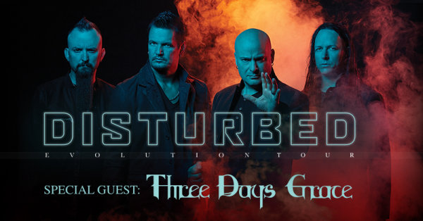None -  Win Tickets To See 97.1 The Eagle Presents Disturbed!