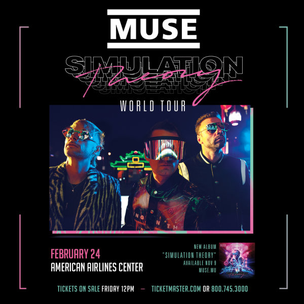 None -      Listen To Win Tickets To See Muse