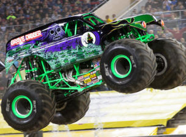 None -  Register To Win Monster Jam Tickets!