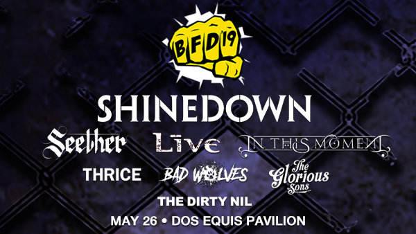 None -    Listen To Win BFD Tickets!