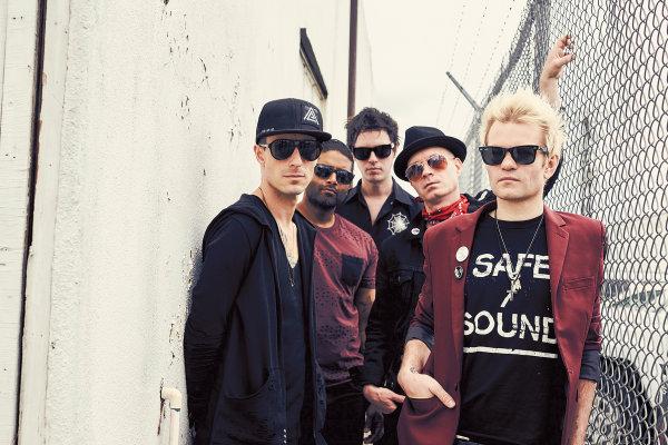None - Listen To Win Sum 41 Tickets!