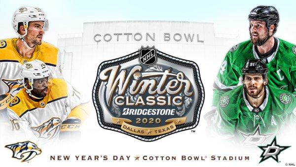 None - Listen To Win 2020 Bridgestone NHL Winter Classic Tickets!