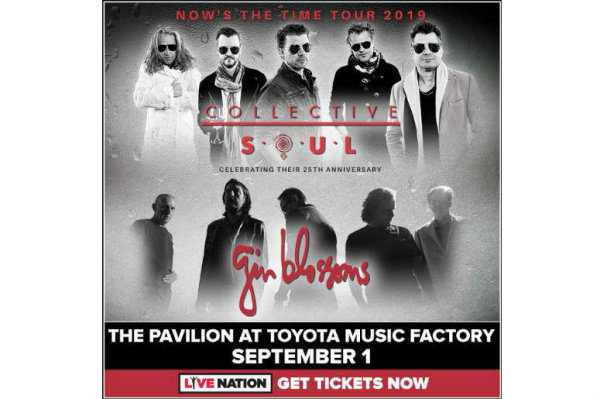 None - Enter To Win VIP Box Seats for Collective Soul