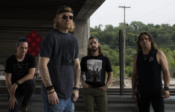None - Enter For A Chance To Win In The AT&T THANKS Sound Studio to see Puddle of Mudd!