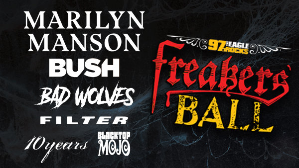 None - Listen To Win Freakers' Ball Tickets Before You Can Buy 'Em!