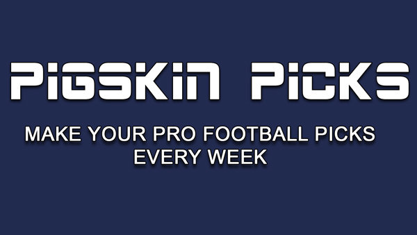 None - Make Your Pigskin Picks!