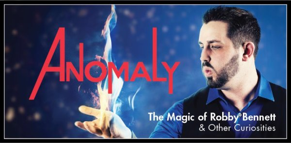 None - Register to win tickets to see The Magic of Robbie Bennett at the American Bank Center!