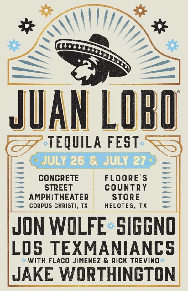 None - Juan Lobo Tequila Fest with Siggno and More!