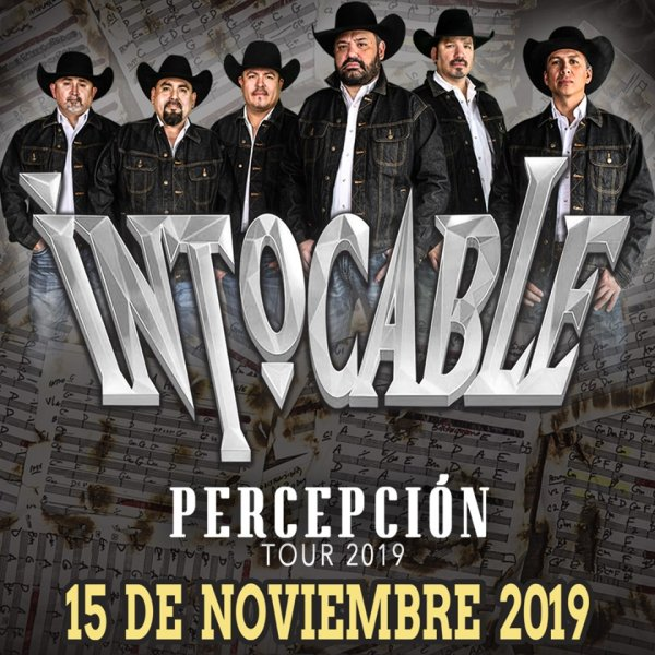 None - Intocable November 15th