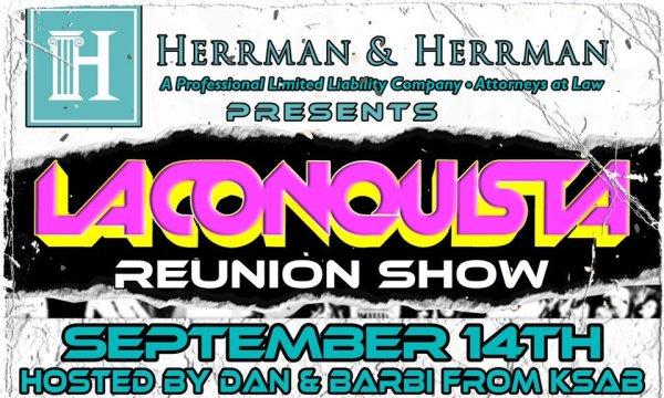 None - La Conquista Reunion Show