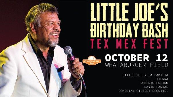None - Little Joe's Birthday Bash at Whataburger Field