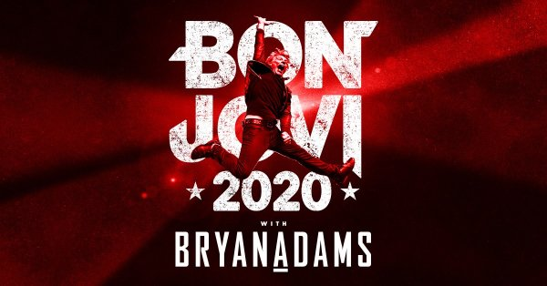 None - Bon Jovi with Special Guest Bryan Adams