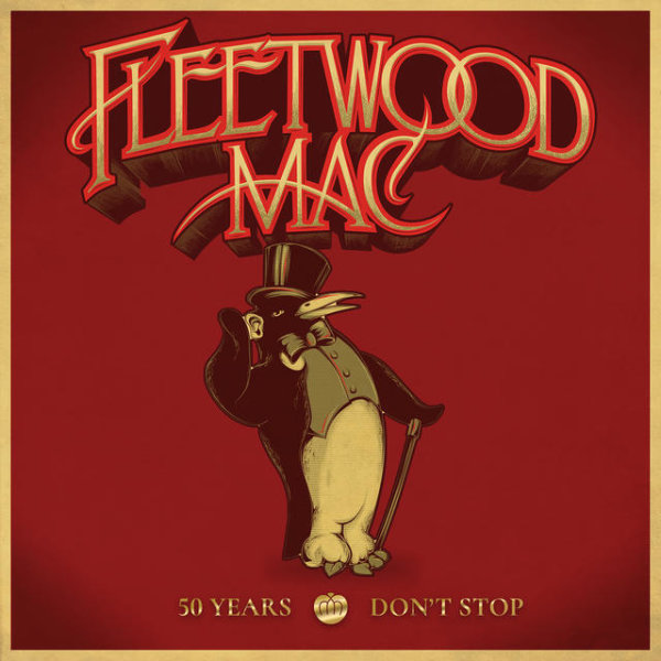 None - Fleetwood Mac -50 Years/Don't Stop