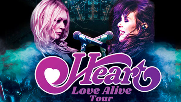 None - Heart: Love Alive Tour