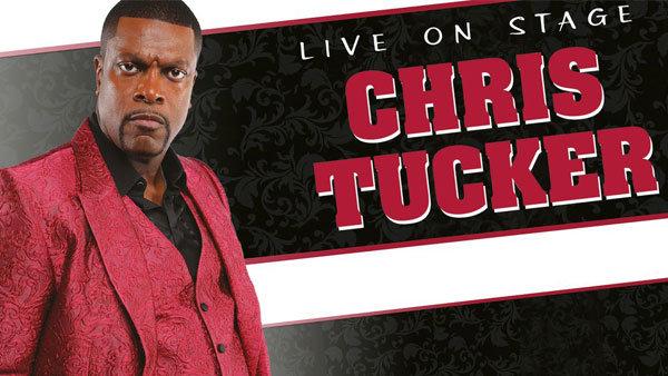 None - Chris Tucker @ Hard Rock Event Center