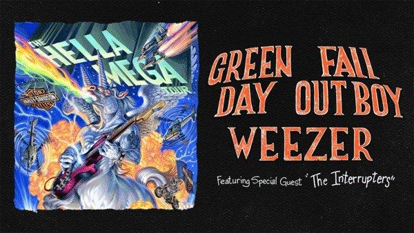 None - The Hella Mega Tour