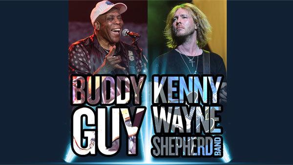 None - Buddy Guy & Kenny Wayne Shepherd Band