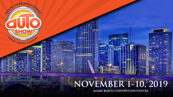 None - Miami International Auto Show
