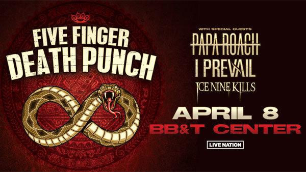 None - Five Finger Death Punch