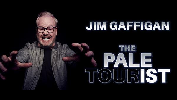 None - Jim Gaffigan The Pale Tourist
