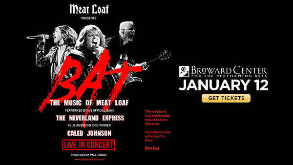 None - MEAT LOAF PRESENTS BAT FEATURING THE NEVERLAND EXPRESS & CALEB JOHNSON