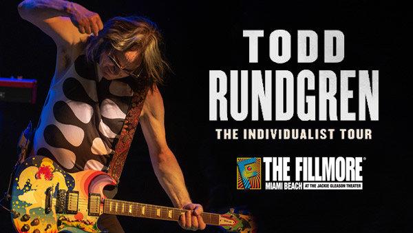None - Todd Rundgren The Individualist Tour