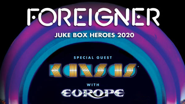 None - Foreigner, Special Guest Kansas with Europe