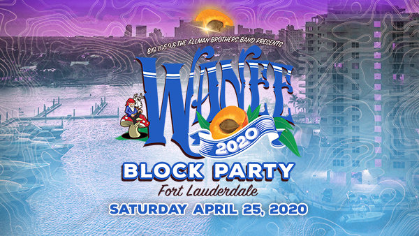 None - Wanee Block Party 2020