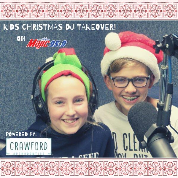 None - Kids Christmas DJ Takeover!