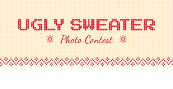 None - Goodwill's Show Me Your Ugly Sweater Contest!