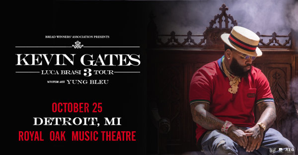 None - Win tickets to see Kevin Gates!