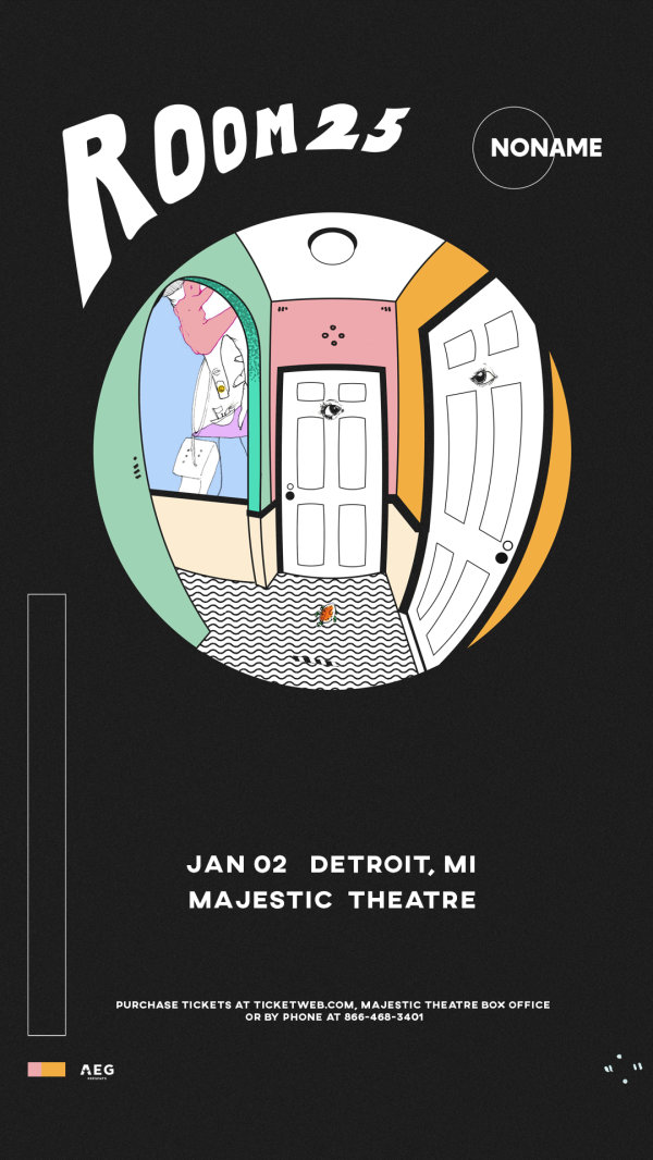 None - Win tickets to see NONAME!