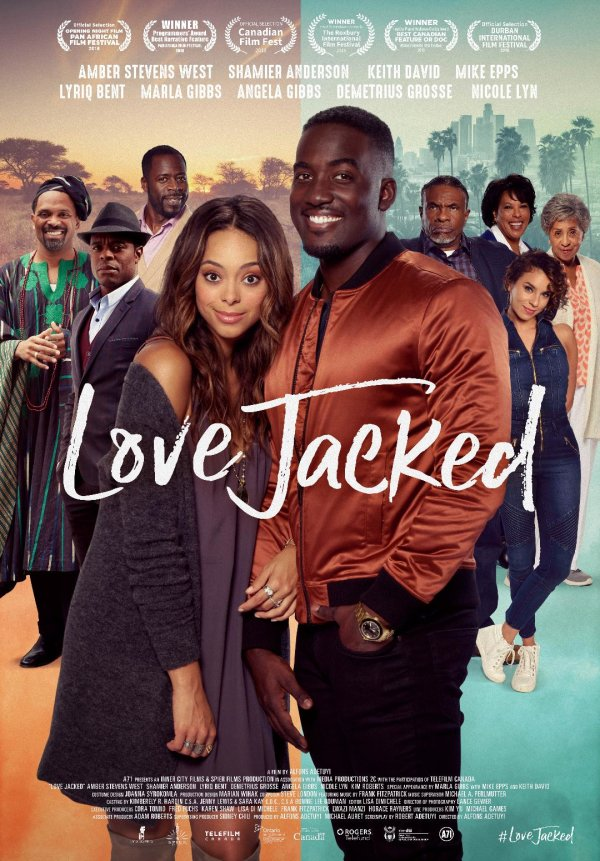 None - Win tickets to see the movie Love Jacked!